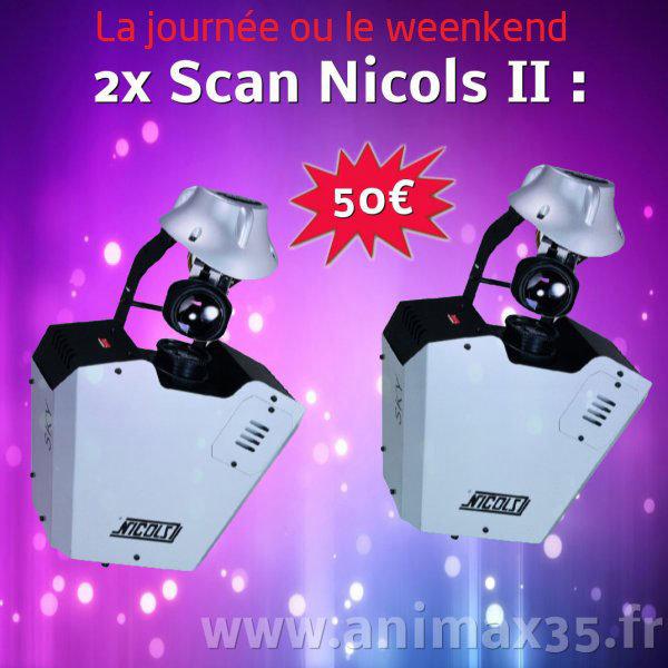Location éclairage Nantes - Scan nicols 2 - Bretagne