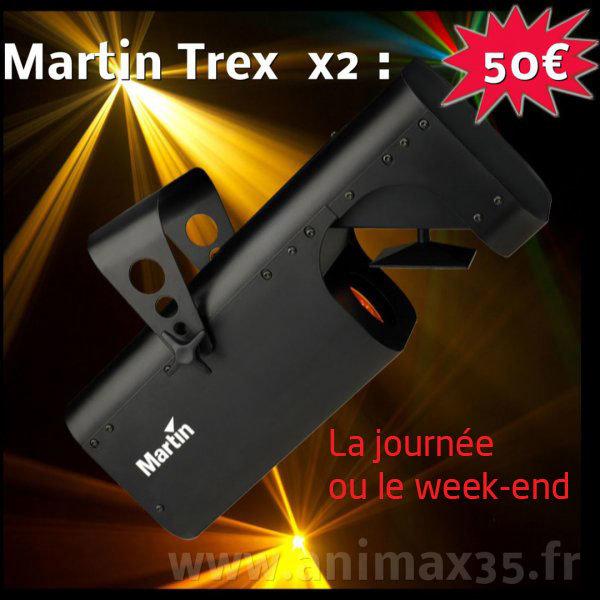 Location éclairage Martin Trex Rennes Bretagne