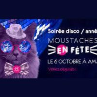 Soirée Année 80 Disco Samedi 6 Octobre 2018 à Amanlis