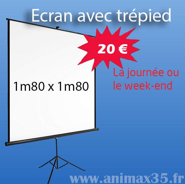 location sono rennes - pack sono classic 90 euros - Animax35
