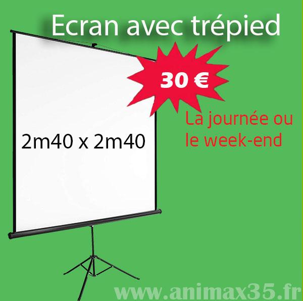 location sono rennes - pack sono premium 150 euros - Animax35
