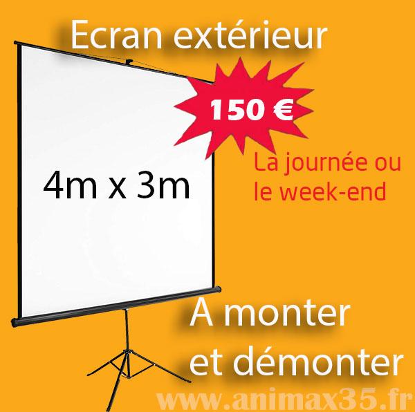location sono rennes - pack sono millenium 260 euros - Animax35