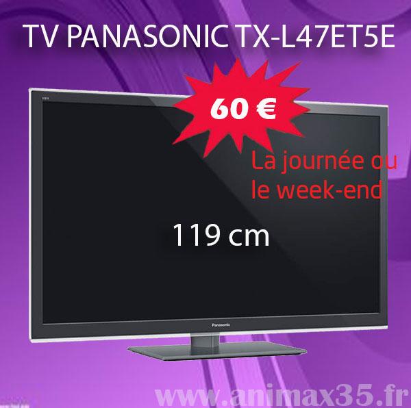 location ecran Tv - pack sono excellium 320 euros - Animax35